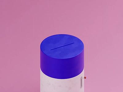 Core Values Generator video animation print design iconset blender render design print