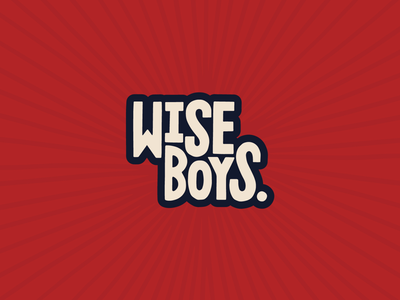 Wise Boys Logotype