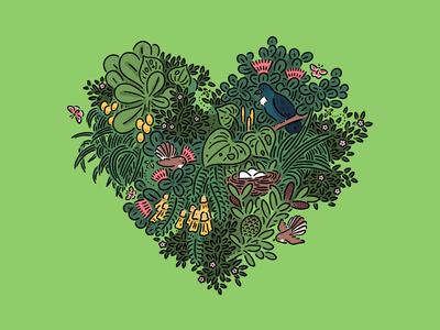 Love Native Trees