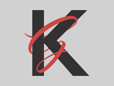 Kaity Gurman Personal Branding typography design logo branding
