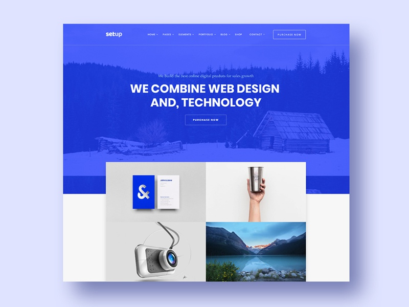 Sherlock - Creative Multi-Purpose WordPress Theme