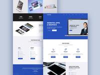 Creativity – Agency Website Template