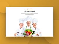 Ferrano CMS – Restaurant Website Template