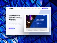 Dots – Business Website Template