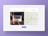 Square – Business Website Template