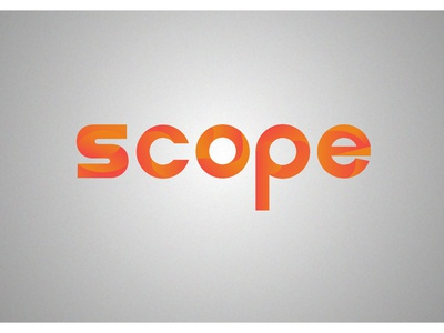Scope  Logo Dribble