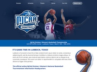 NJCAA Division I Women's Basketball Championship Website