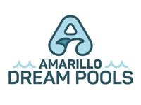 Logo concept for a pool company.