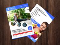 Vyta Concept Flyer Design