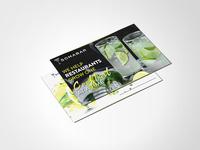 Cocktail Flyer Design