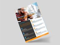 Respondus Monitor Flyer Design