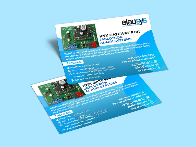 Elausys Flyer Design flyer design flyer fab flyer card illustration flyers ad post card branding design advertisement advertise