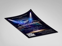 Stand Out Flyer Design