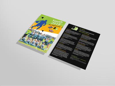 Youth Festival Flyer Design