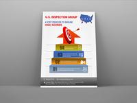 U.S. Inspection Group Flyer Design