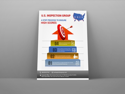 U.S. Inspection Group Flyer Design
