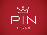 Pin Salon Logo