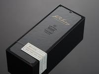 J.R. Ewing Bourbon Whiskey Promo Box