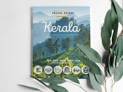 Travel Magazine Design for a Travel Agency brochure design magazine design design branding