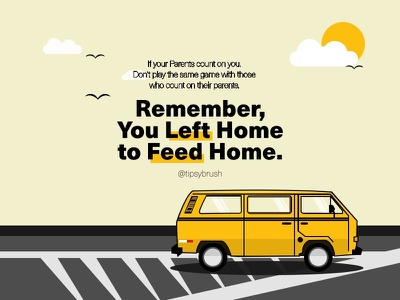 Danfo Illustration nigeria lagos home road transport flat quote design illustration danfo bus