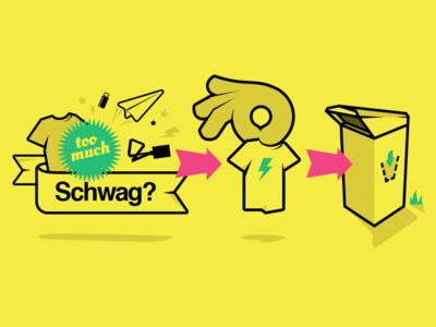 Too Much Schwag?