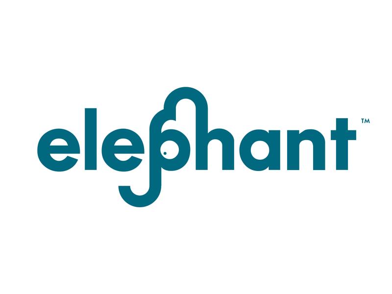 Logo - «Elephant» fiv ivanfriz ivanliffe animallogo animal logo logotype designer logotypedesign logotypes logotype design animal logotype concept elephant logo elephants elephant