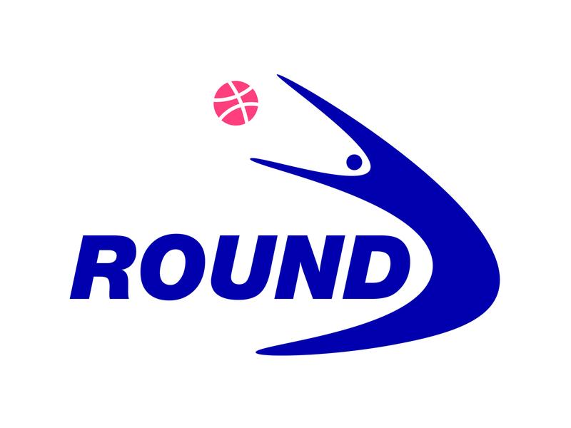 Logo - «Round» logo frizvan ivanlife fiv logotype designer logotype design logotypedesign logotypes logotype concept roundlogo dribbble rounded corners roundel rounded round logo round