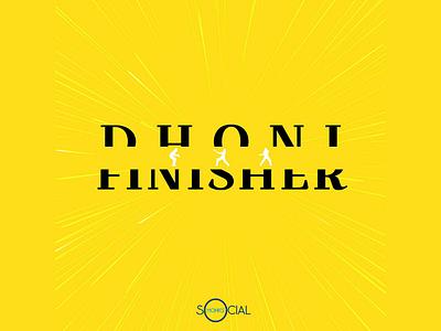 MS DHONI Tribute post tropicalpost postdesign graphicdesign socialmediamarketing socialmonkschennai happybirthdaydhoni indiancricket2020 cricket mahendrasinghdhoni msd