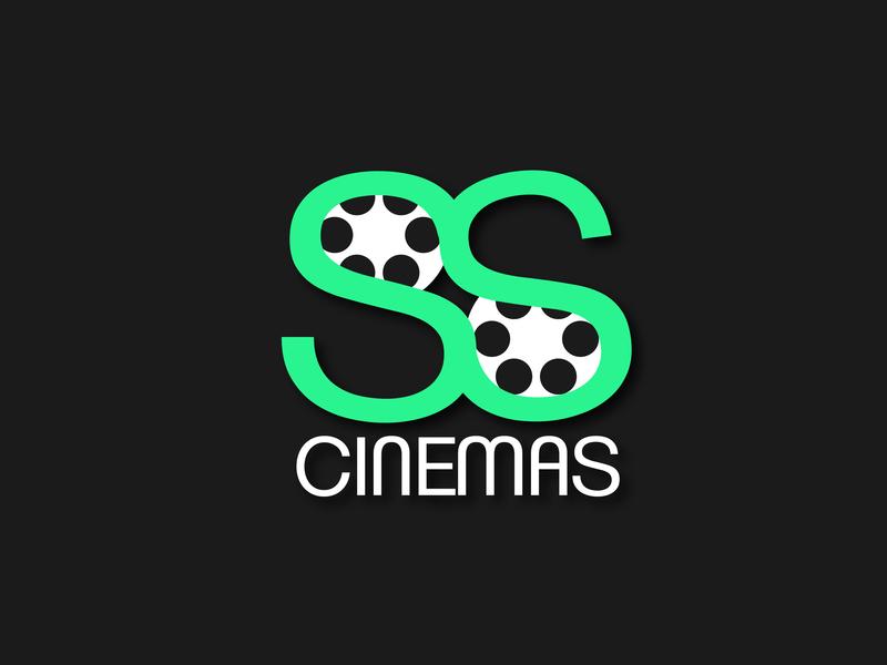 Movie Theater Logo Design vector illustration logo marketing collateral socialmonkschennai logodesign