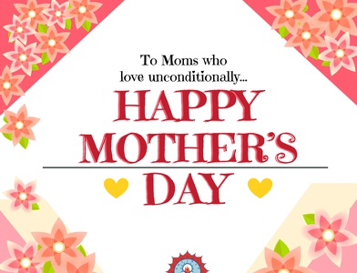 Mother's Day wising post design mothersday photoshop illustrator client socialmonks.in socialmediamarketing socialmedia socialmonkschennai clientwork