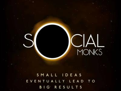 Topical eclipse post socialmedia marketing graphicdesign social-media socialmonks