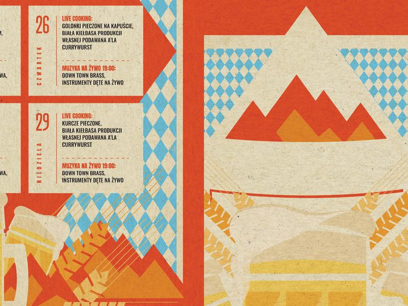 Oktoberfest Print Materials