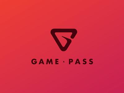 Gamepass Logos Variant games gaming branding logo