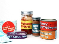 Pungent Pantry Product line