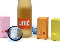 Ume Sake Packaging