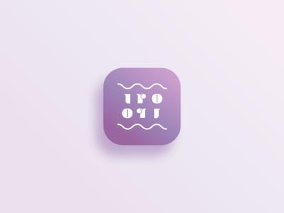 dailyUI - app icon