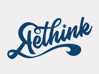 Rethink Baseball Logo