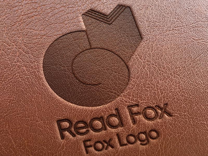 Read Fox: Fox Logo - Day 16 minimalist logo brand branding design brand identity fox illustration fox logo fox brand design 50dailylogochallenge books book lover book logo book minimal logo design dailylogochallenge illustrator branding design logo