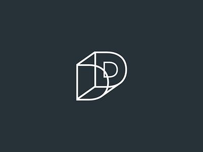 Logo Exploration 3d brand identity lettering concept branding design logo
