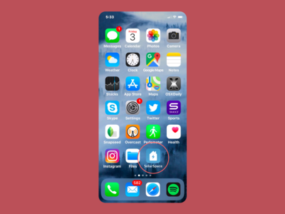 Solar Space App Icon
