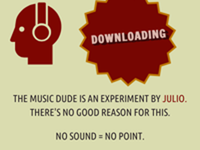 The Music Dude iphone javascript audio html5