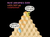 Rice Krispies Day