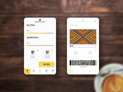 Bridgehead Mobile App Redesign