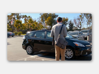 Ford Focus Lower Third Video Player Ad player ui videoapp ad design