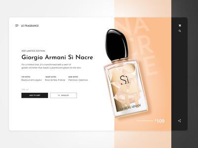 E-commerce / single product (Daily UI #12)