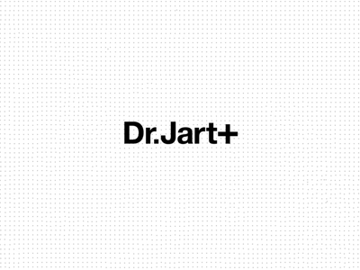 Dr. Jart E-Commerce Website Design drjart interactive design digital design agency newyork website design typography design