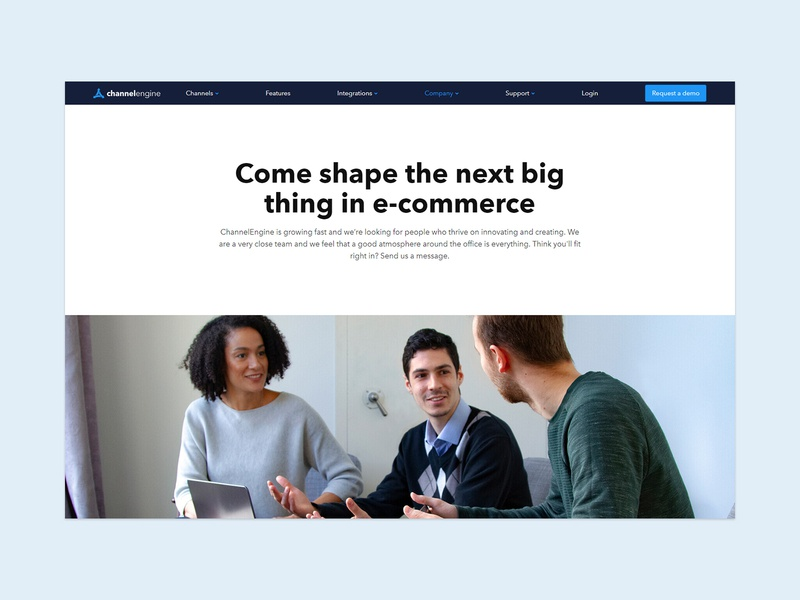 Come shape the next big thing in e-commerce typography shopping app web e-commerce design ui website e-commerce