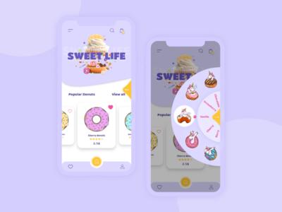 Donuts App