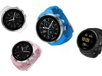 Watchfaces for Suunto Spartan Collection health wearable ui sport smartwatch watchface watch