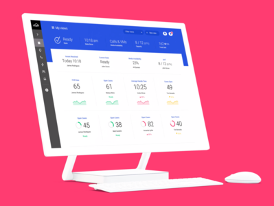 dashboard mockup tool visualization graph app ui enterprise dashboard